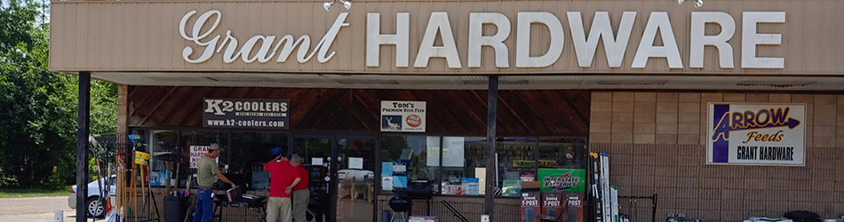 GRANT HARDWARE JOINS THE TRUE VALUE FAMILY