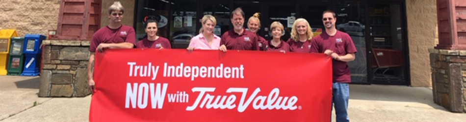 WELCOME VILLAGE HOME CENTER BUILDING SUPPLY TO THE TRUE VALUE FAMILY