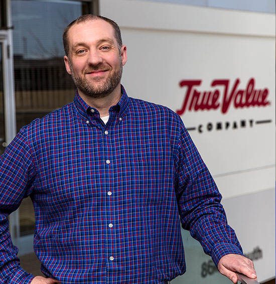 Darrell Messer, Director of Inventory Planning, True Value Company - Northern Illinois University