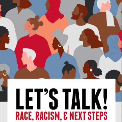 Let's Talk Racism Associate Event